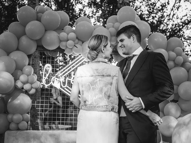 La boda de José y Silvia en Alacant/alicante, Alicante 113