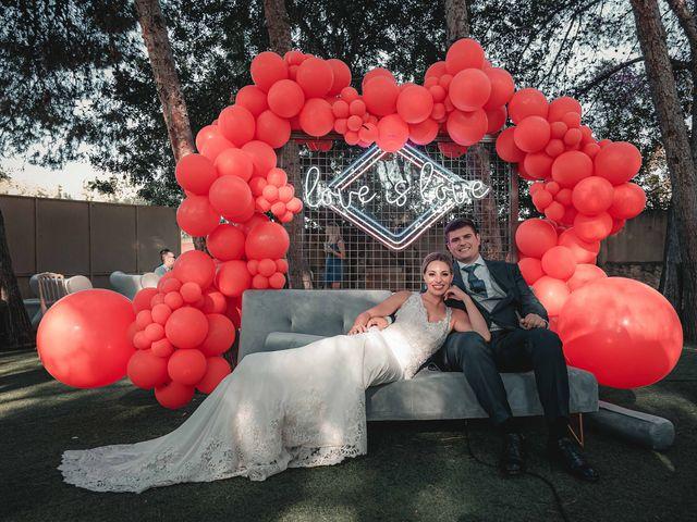 La boda de José y Silvia en Alacant/alicante, Alicante 114