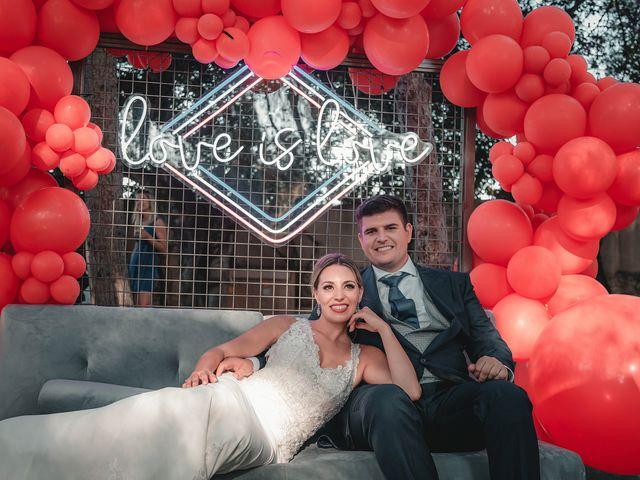 La boda de José y Silvia en Alacant/alicante, Alicante 115