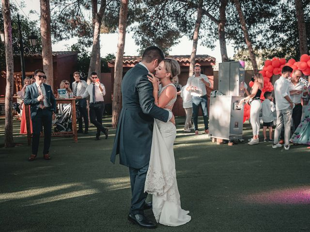 La boda de José y Silvia en Alacant/alicante, Alicante 117