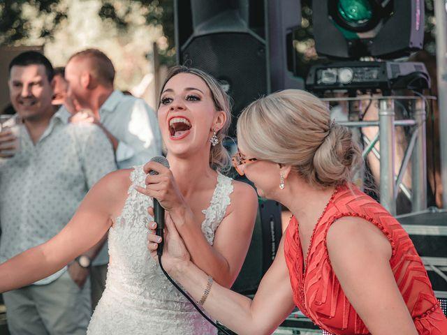 La boda de José y Silvia en Alacant/alicante, Alicante 123