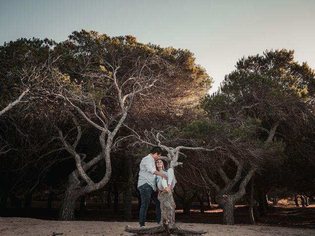 La boda de José y Silvia en Alacant/alicante, Alicante 134