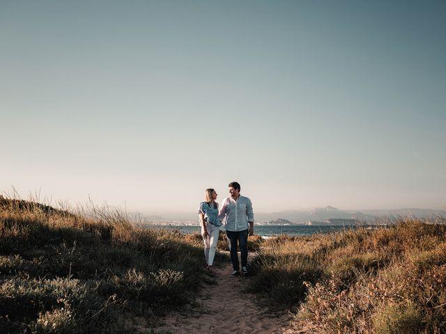 La boda de José y Silvia en Alacant/alicante, Alicante 143
