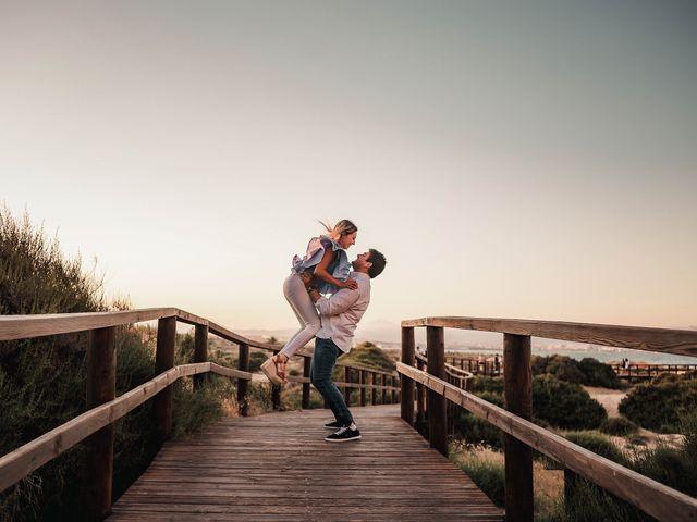 La boda de José y Silvia en Alacant/alicante, Alicante 155
