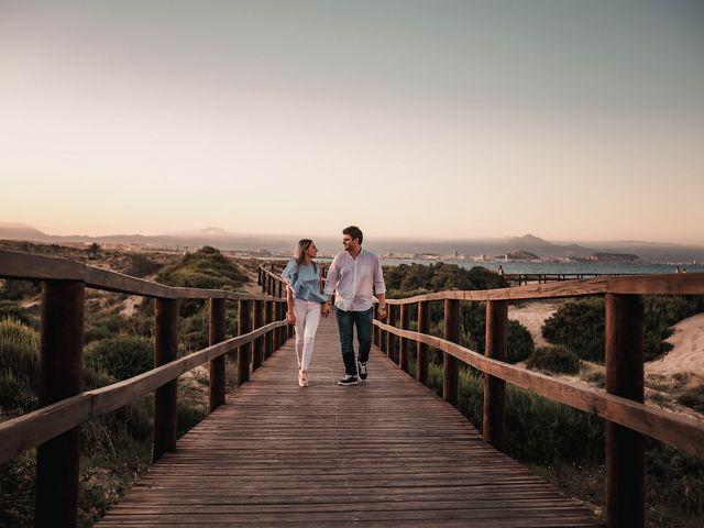 La boda de José y Silvia en Alacant/alicante, Alicante 157