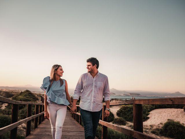 La boda de José y Silvia en Alacant/alicante, Alicante 158