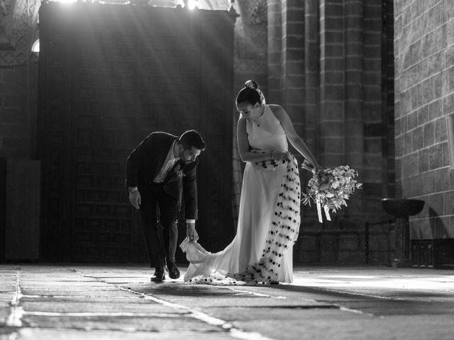 La boda de José Manuel y Laura en Ávila, Ávila 12