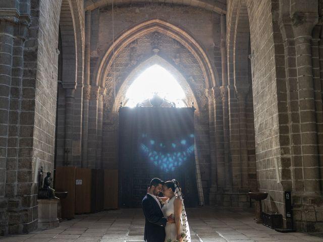 La boda de José Manuel y Laura en Ávila, Ávila 13