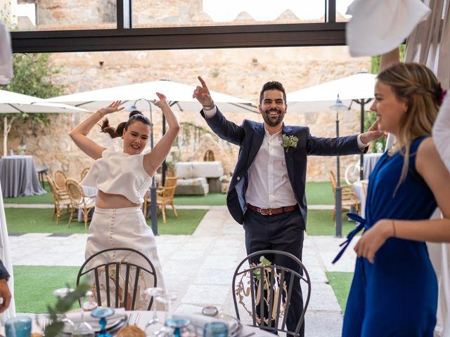 La boda de José Manuel y Laura en Ávila, Ávila 18