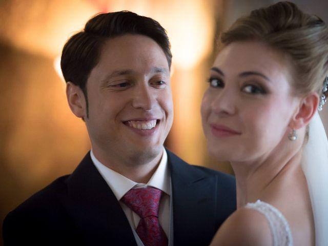 La boda de Rosa y Juan Manuel