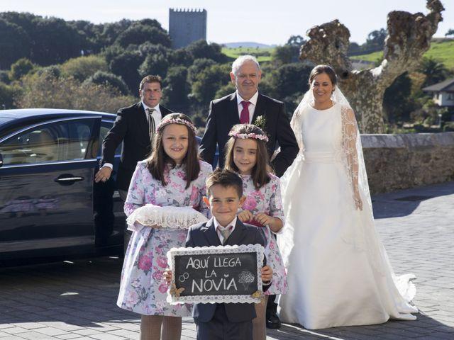 La boda de David y Marta en Isla, Cantabria 10