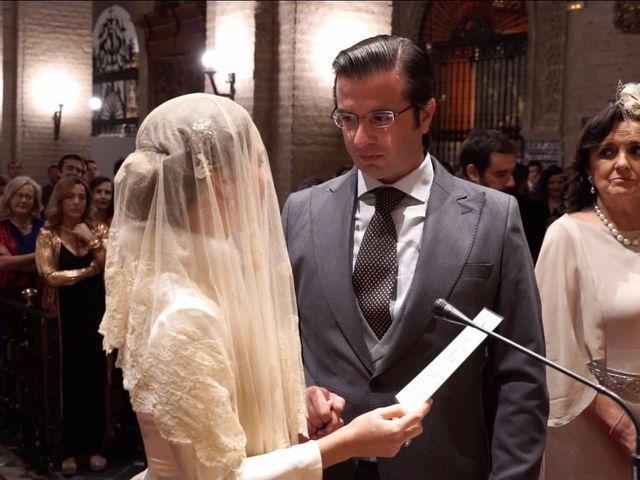 La boda de José y Irene en Sevilla, Sevilla 12