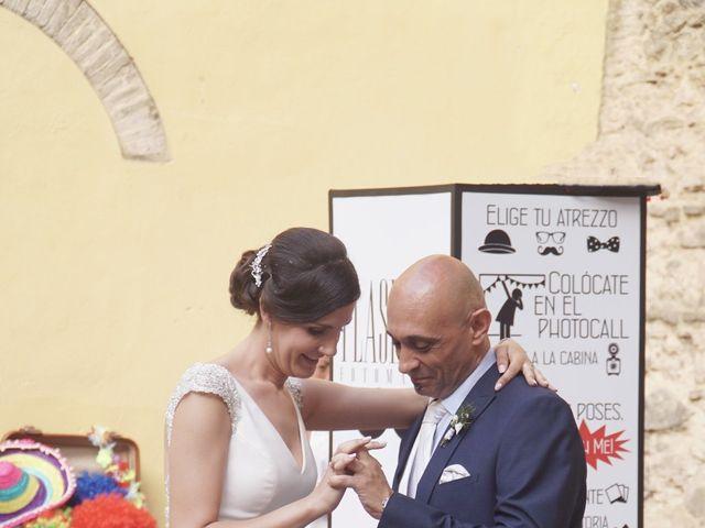 La boda de Tony y Mar en Sanlucar De Barrameda, Cádiz 15