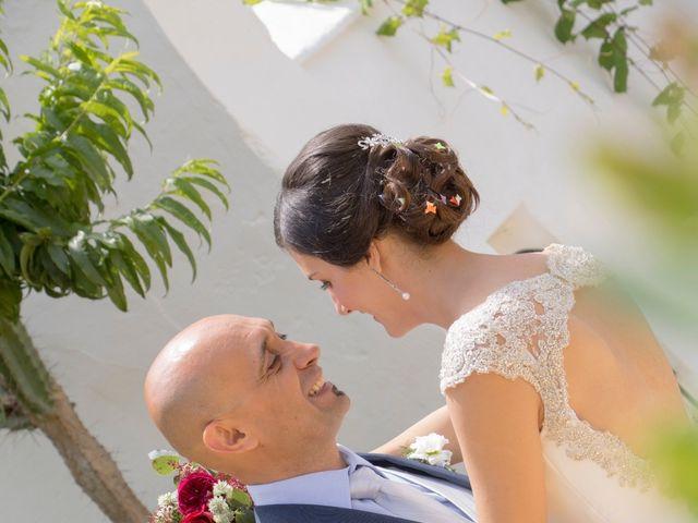 La boda de Tony y Mar en Sanlucar De Barrameda, Cádiz 17