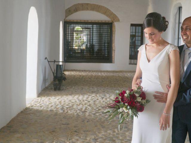 La boda de Tony y Mar en Sanlucar De Barrameda, Cádiz 18