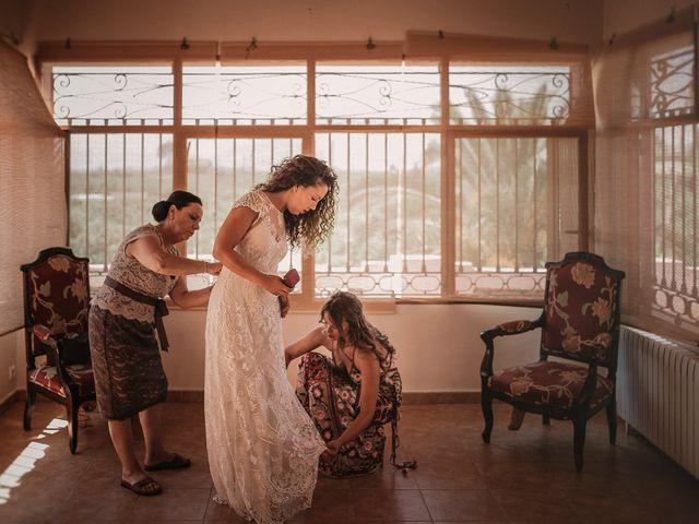 La boda de Felipe y Marina en Polinyà De Xúquer, Valencia 42