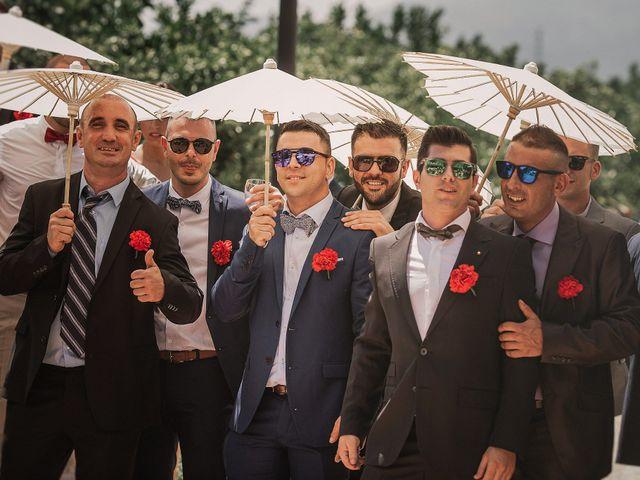 La boda de Felipe y Marina en Polinyà De Xúquer, Valencia 78
