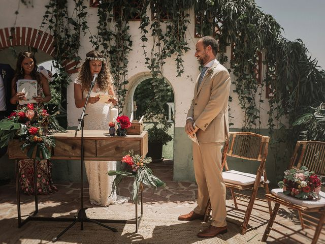 La boda de Felipe y Marina en Polinyà De Xúquer, Valencia 81