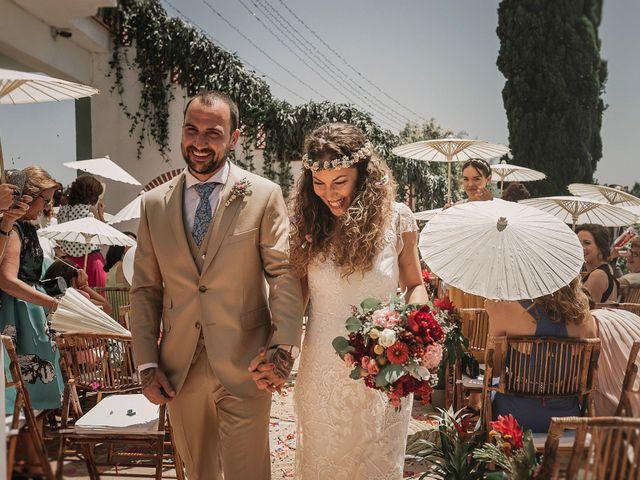 La boda de Felipe y Marina en Polinyà De Xúquer, Valencia 89