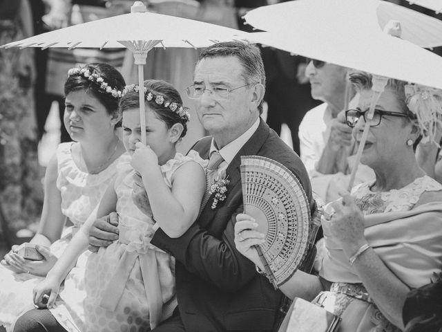 La boda de Felipe y Marina en Polinyà De Xúquer, Valencia 93