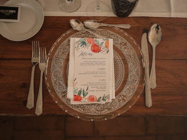 La boda de Felipe y Marina en Polinyà De Xúquer, Valencia 105