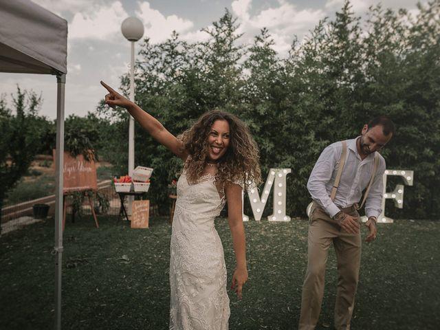 La boda de Felipe y Marina en Polinyà De Xúquer, Valencia 117