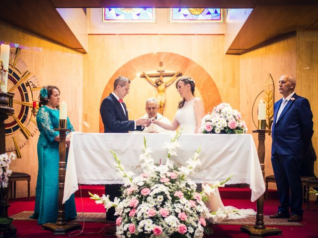 La boda de Iván y Pilar en Miraflores De La Sierra, Madrid 28