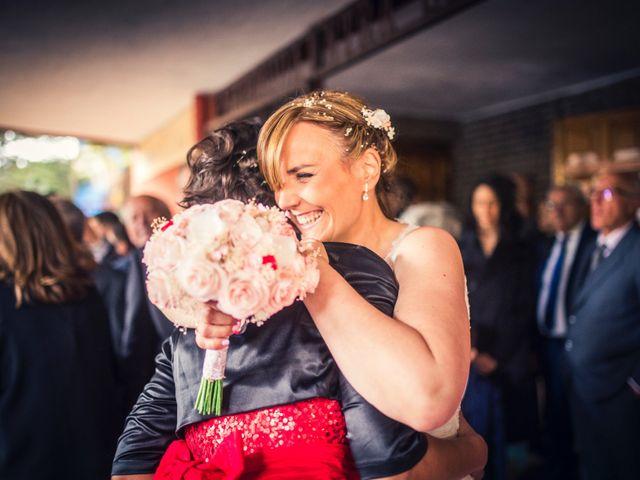 La boda de Iván y Pilar en Miraflores De La Sierra, Madrid 31