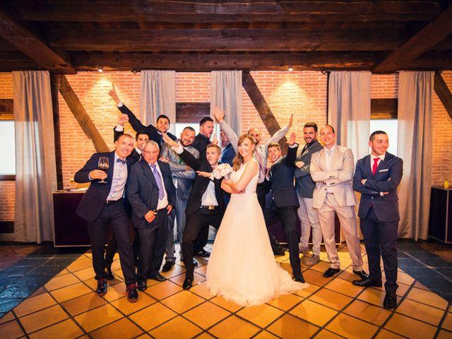 La boda de Iván y Pilar en Miraflores De La Sierra, Madrid 48