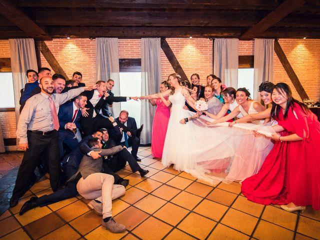 La boda de Iván y Pilar en Miraflores De La Sierra, Madrid 50