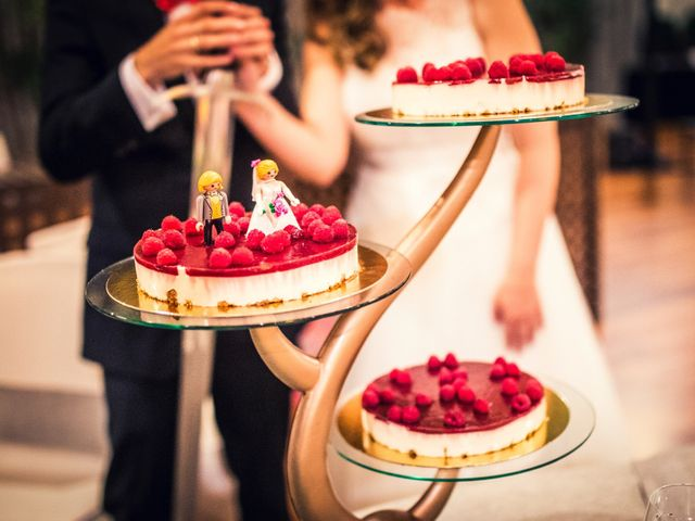La boda de Iván y Pilar en Miraflores De La Sierra, Madrid 58