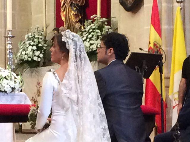La boda de Marcelo y Estefanía en Jerez De La Frontera, Cádiz 3