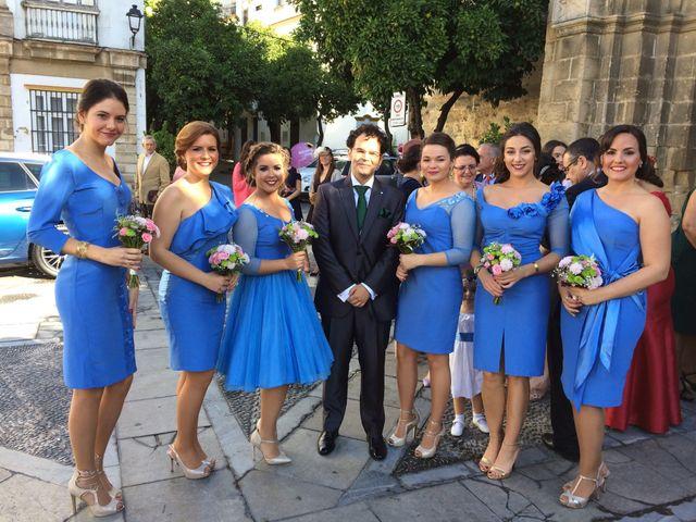 La boda de Marcelo y Estefanía en Jerez De La Frontera, Cádiz 4