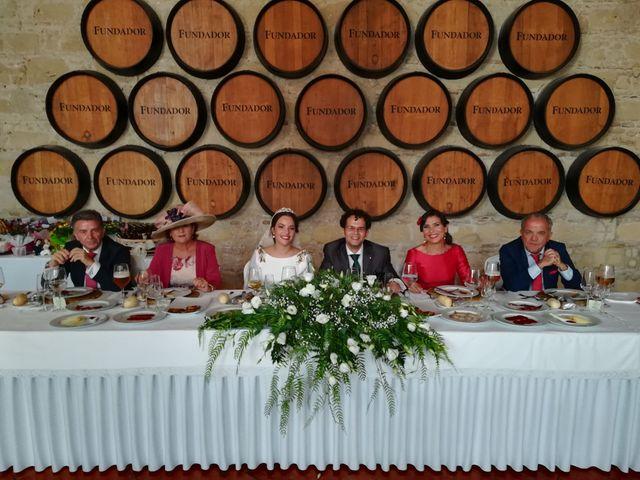 La boda de Marcelo y Estefanía en Jerez De La Frontera, Cádiz 7
