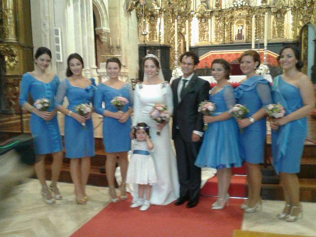 La boda de Marcelo y Estefanía en Jerez De La Frontera, Cádiz 2