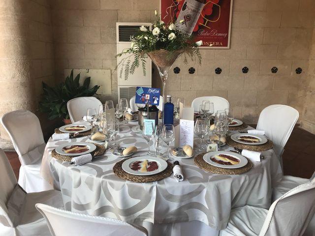 La boda de Marcelo y Estefanía en Jerez De La Frontera, Cádiz 9