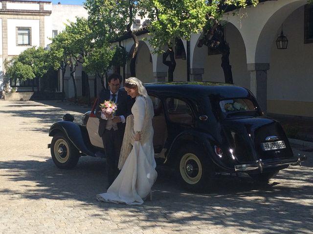 La boda de Marcelo y Estefanía en Jerez De La Frontera, Cádiz 16