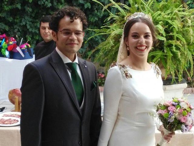 La boda de Estefanía y Marcelo