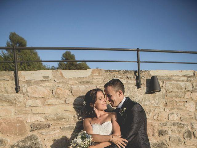 La boda de Eli y Xavi
