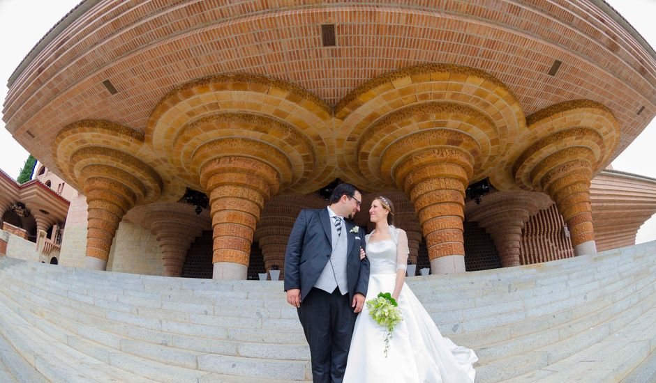 La boda de Xevi y Mireia en Torreciudad, Huesca
