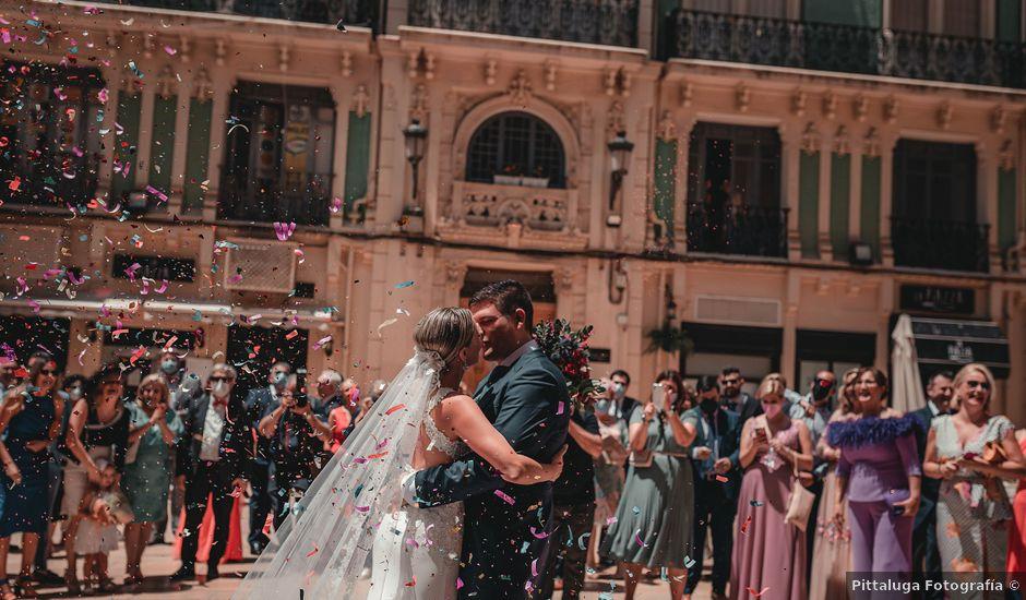 La boda de José y Silvia en Alacant/alicante, Alicante