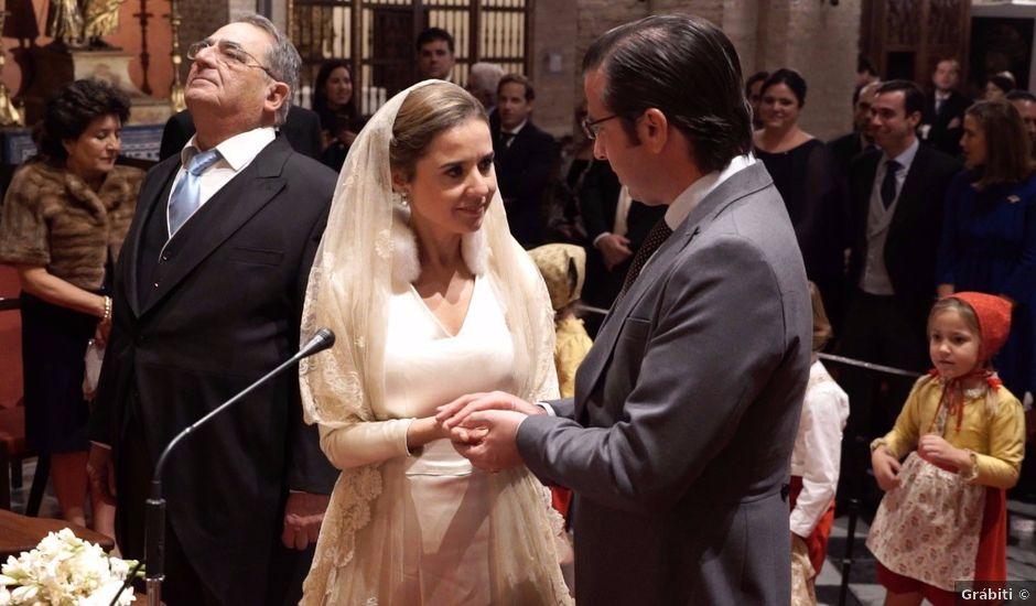 La boda de José y Irene en Sevilla, Sevilla