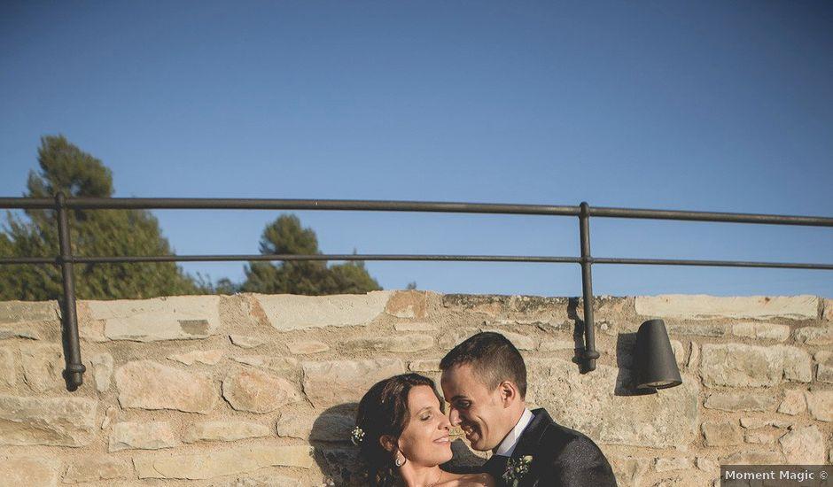 La boda de Xavi y Eli en Muntanyola, Barcelona
