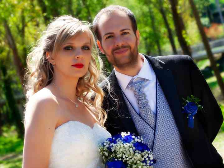 La boda de Izabela y Pablo