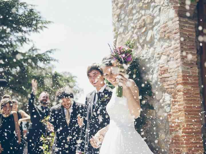 La boda de Marina y Julio