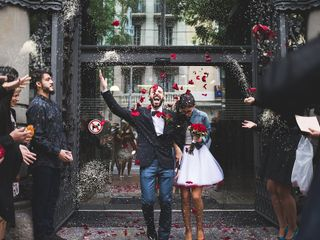 La boda de Irene y Ramón
