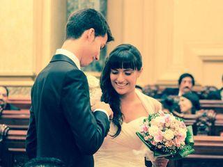 La boda de Adrián y Irene