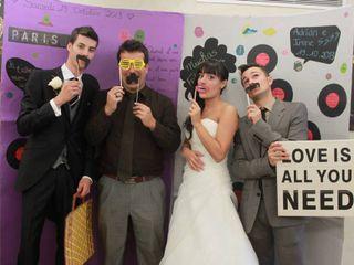 La boda de Adrián y Irene 2