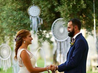 La boda de Magda   y Luismi