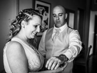 La boda de Carmen y Abel 1